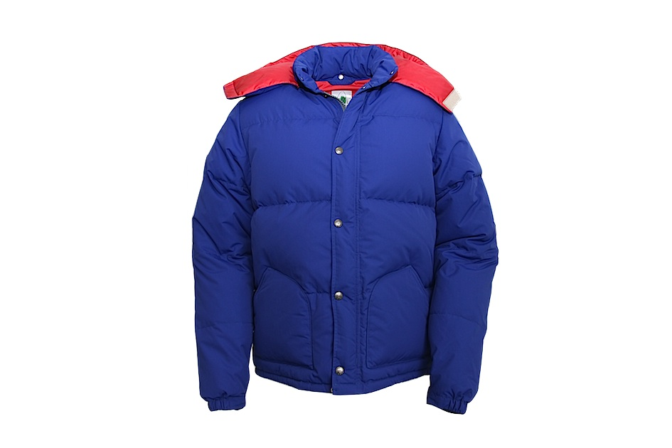 NYLON DOWN SIERRA JACKET
