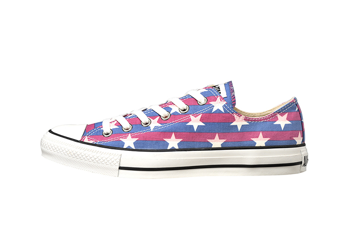 ALL STAR STARS&BARS WS OX RED