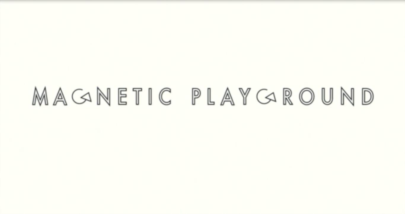 O-(オー)| 新作の遊べるオブジェ「MAGNETIC PLAYGROUND」の紹介|2015-2016AW