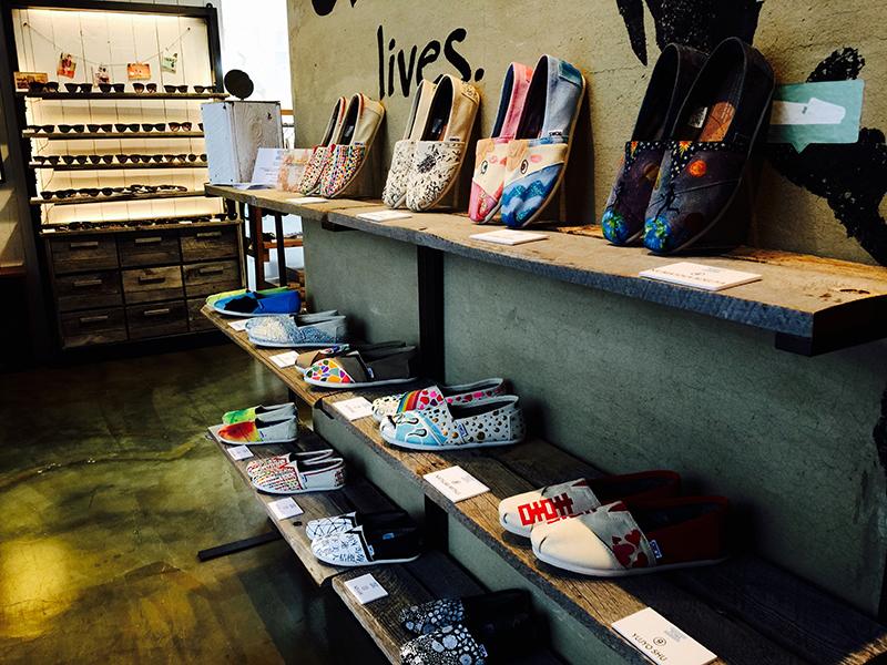 TOMS x Bunka Fashion College [ Shoe design Contest 2015 ]