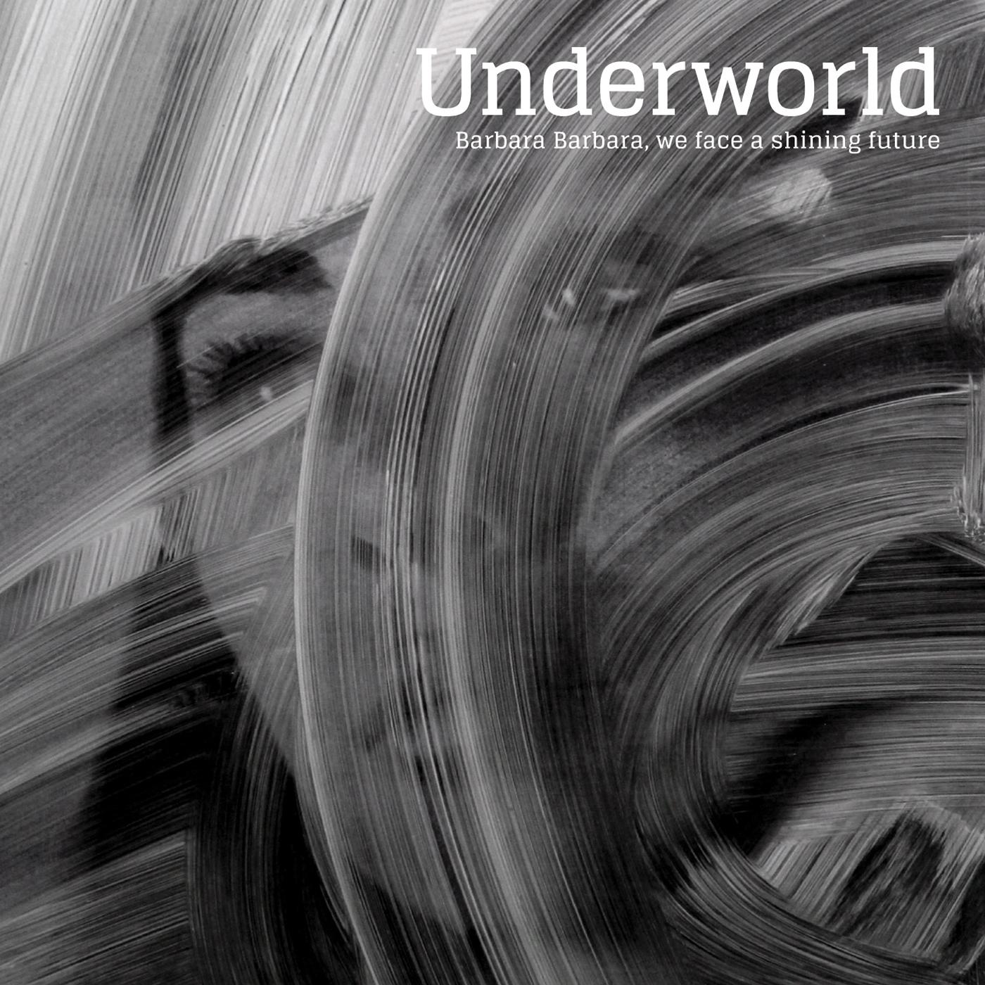 アンダーワールド、最新作完成。6年振りとなる最新アルバム。