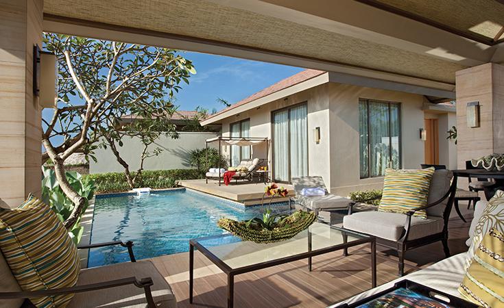 Mulia Villas - One Bedroom - Pavilion