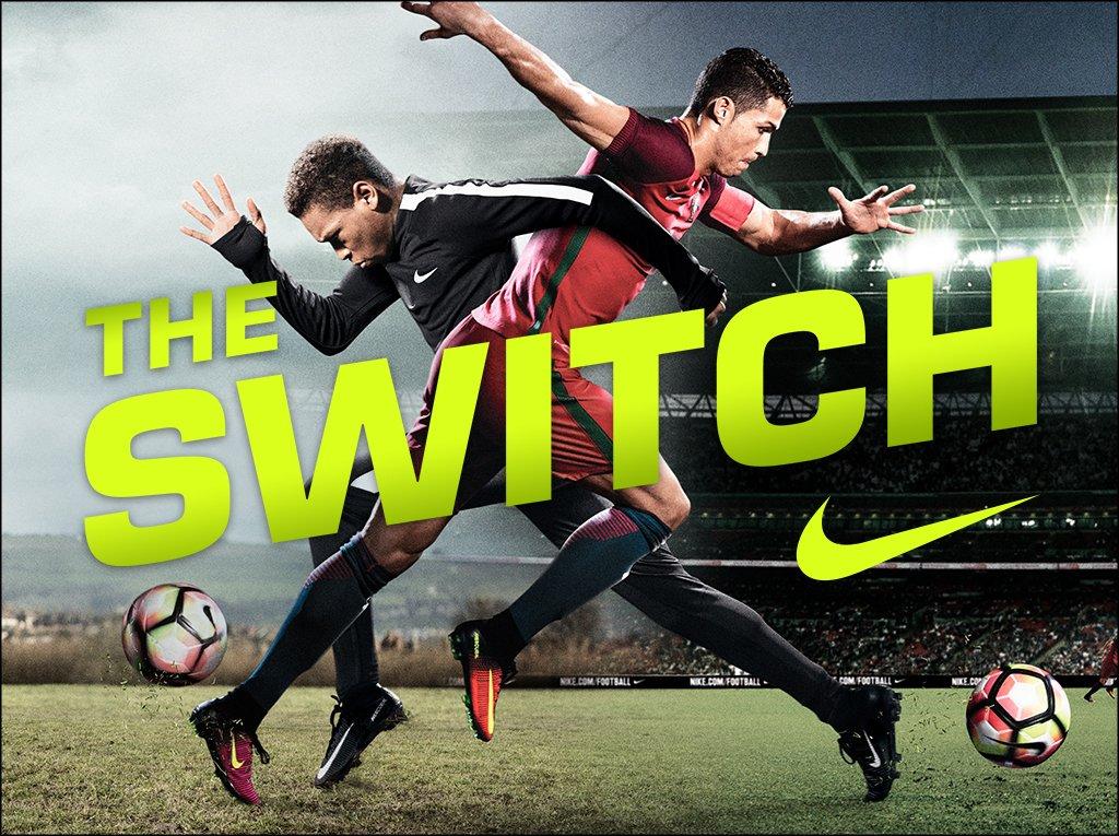 Nike Football「#輝きを解き放て」