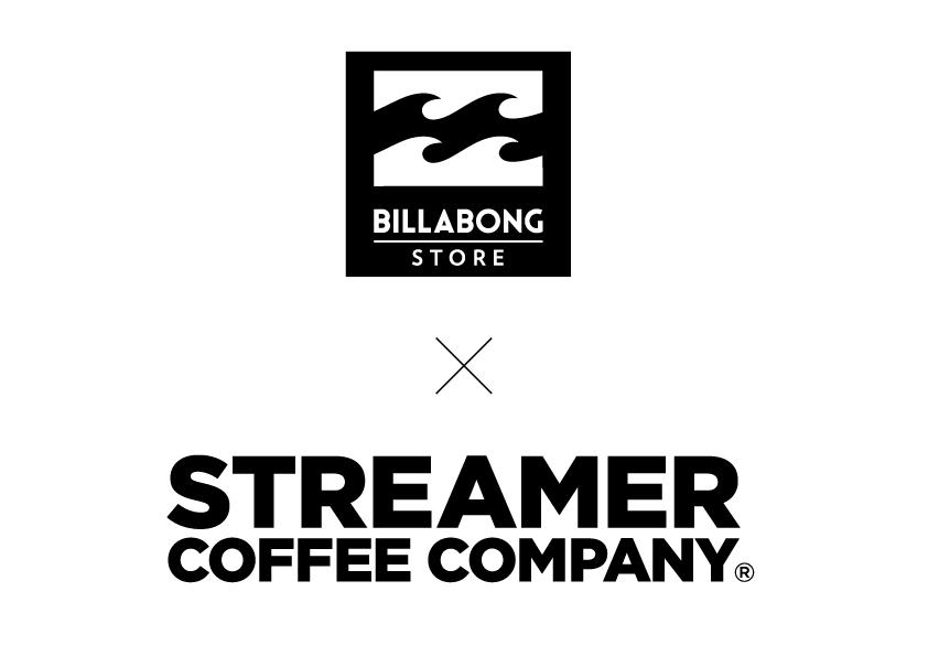 江ノ島にストリーマーコーヒーカンパニーが登場。BILLABONG STORE湘南リニューアルオープン