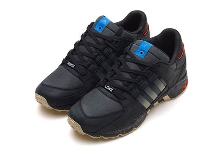 adidas Consortium × Highs and Lows :EQT SUPPORT 93が発売