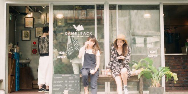 奥渋谷の大人気コーヒー&サンドイッチショップ。Tokyo coffee guide 2020 | Entry No.15 CAMELBACK sandwich & espresso