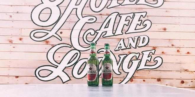 ビンタンビール POP UP BAR at 8HOTEL(8LOUNGE) and FUJISAWA TABLE #ビンタンエンドレスサマー