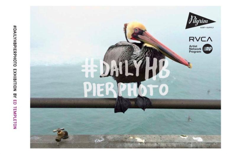 衝動買いしたい。#DAILYHBPIERPHOTO EXHIBITION BY ED TEMPLETON at Pilgrim Surf+Supply