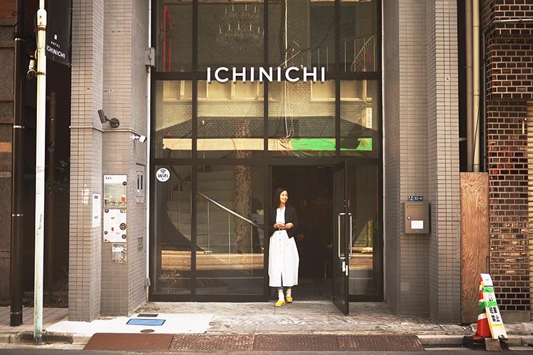 築45年の元美容院ビルをリノベートして生まれた、マイクロブティックホテル。Tokyo Hostel Guide – 009 – HOTEL ICHINICHI
