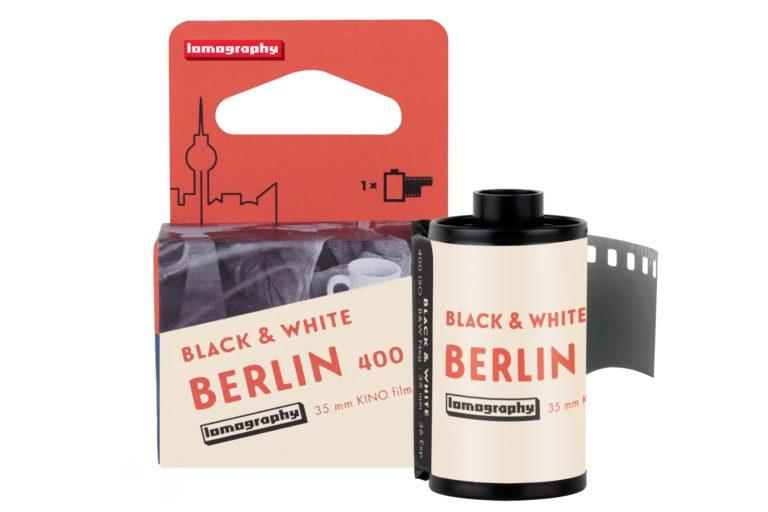 衝動買いしたい。ロモグラフィーから映画のワンシーンのような写真が撮れるモノクロフィルム「B&W 400 35mm Berlin Kino Film」を発売。
