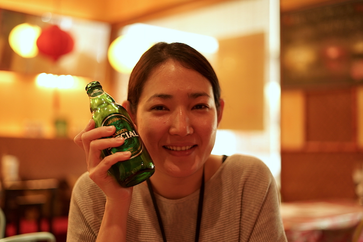 旅するように。東京ランチ紀行with World BEER。No.17:KHANHのベトナムキッチン 銀座999(銀座・有楽町)