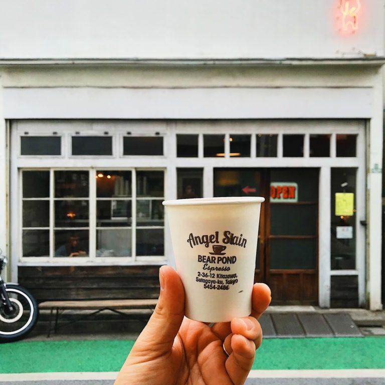 サードウェーブコーヒーカルチャーの先駆けコーヒーショップ。Tokyo Coffee Guide 2020 | Entry No.45 BEAR POND ESPRESSO(下北沢)