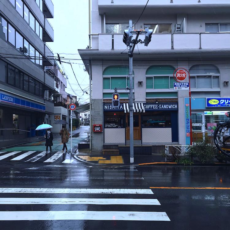感性を刺激してくれる。物思いに耽るならこのお店に決まり。Tokyo Coffee Guide 2020 | Entry No.47 COFFEEHOUSE NISHIYA(渋谷)