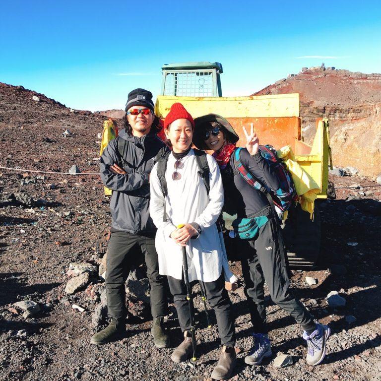 富士トレイル。ツアー予約や装備について。あと、気づいたこと。MOUNT FUJI TRAIL 17th-18th.Aug 2019