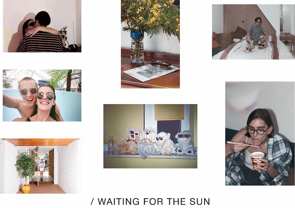 """パリ発サスティナブルアイウェアブランド『Waiting for the sun』。自宅での過ごし方 """"グリーンゲリラ"""" キャンペーンを開催。"""