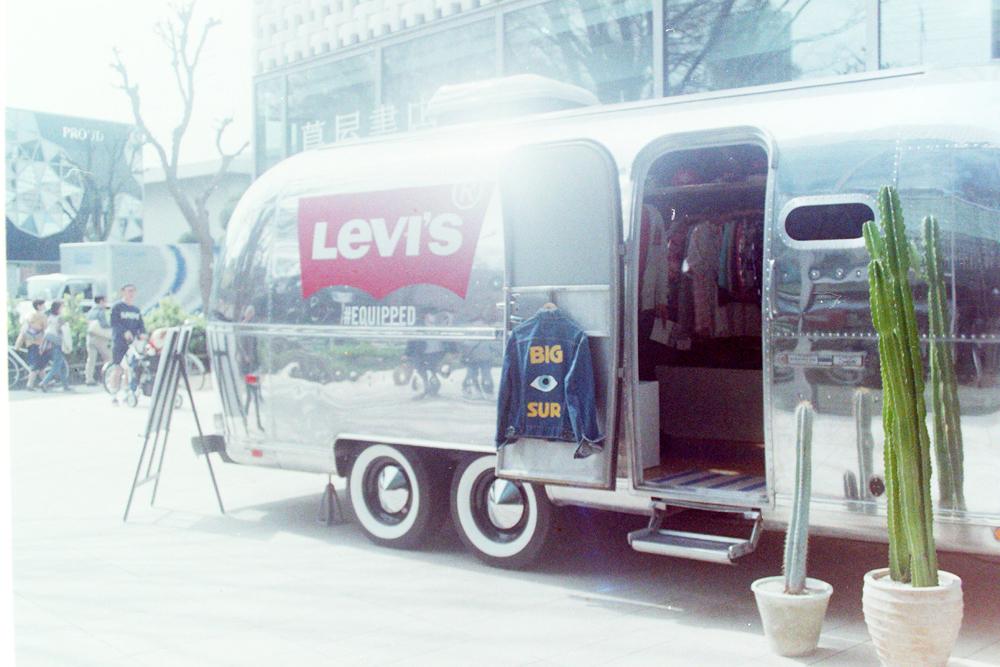 """【レポート】LEVI'S® x 代官山 蔦屋書店""""CALIFORNIA FAIR"""""""