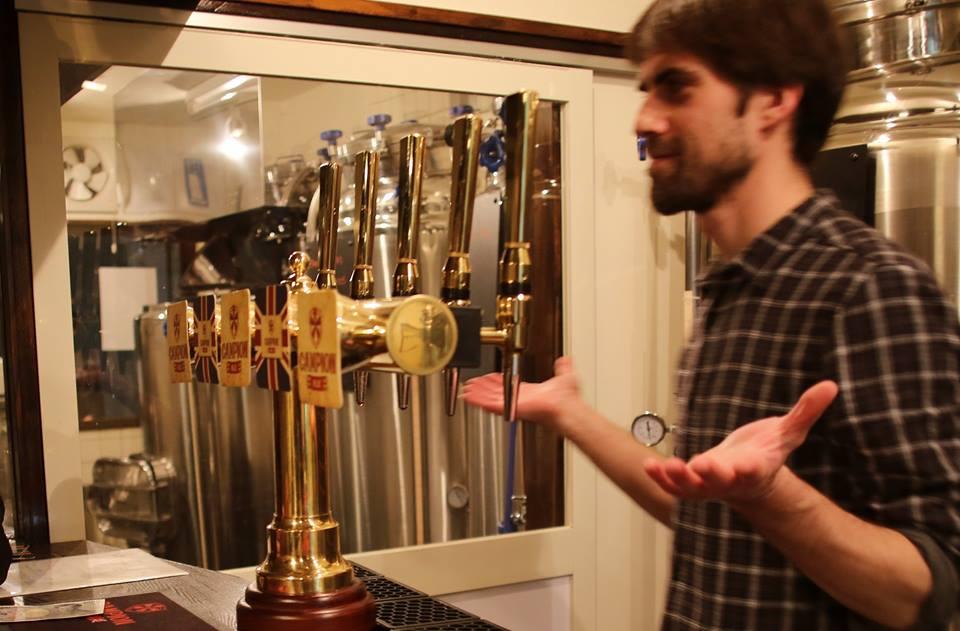 浅草発!ビール醸造所付きパブ「カンピオンエール浅草」