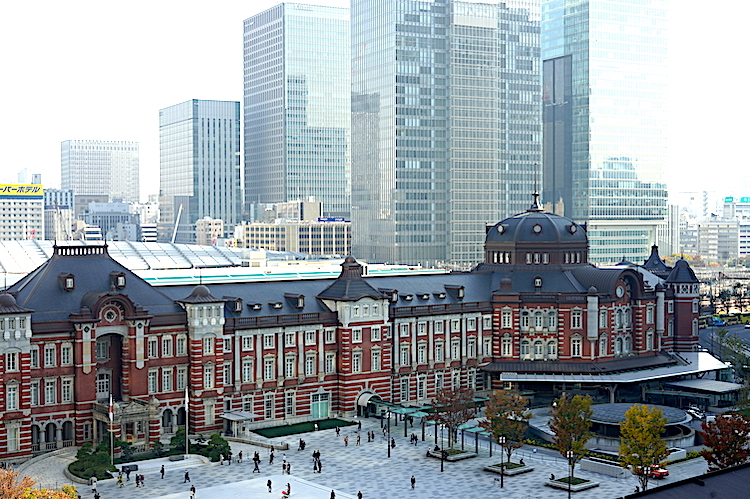 旅するように。東京ランチ紀行with World BEER。No.16:リゴレット ワインアンドバー(丸の内)