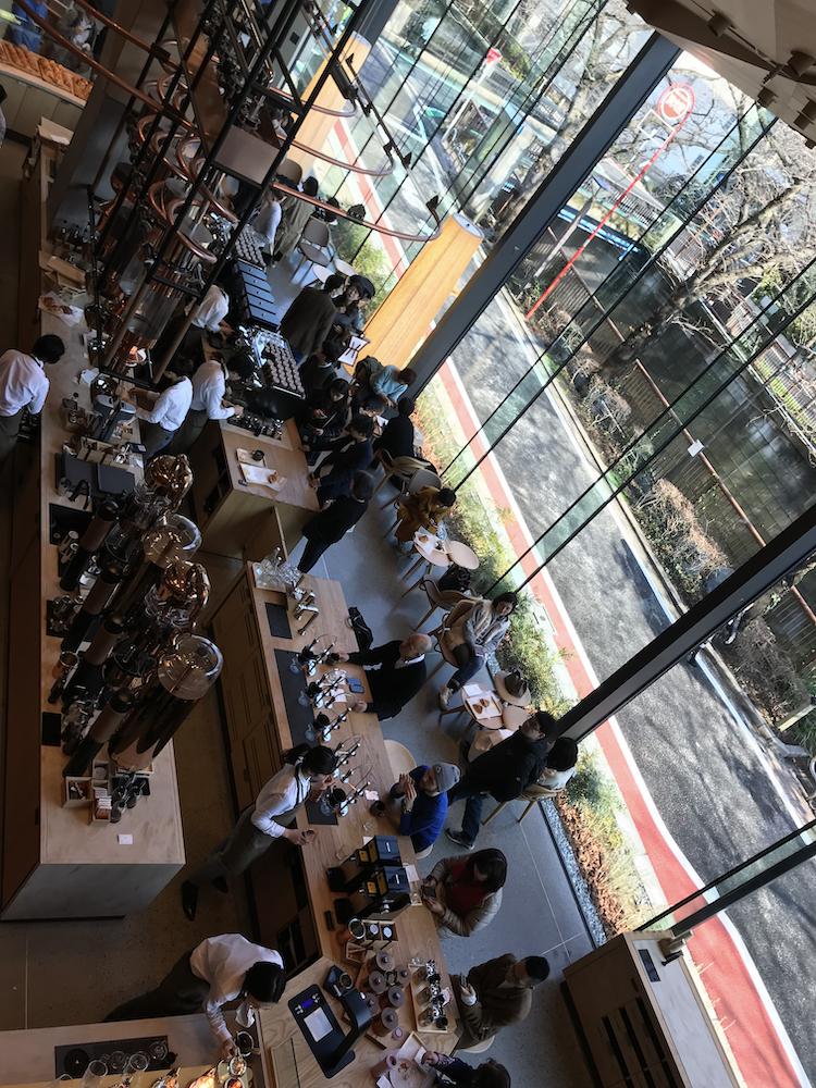 行ってきました、スタバのロースタリー。Tokyo Coffee Guide 2020   Entry No.48 STARBUCKS RESERVE ROASTERY TOKYO