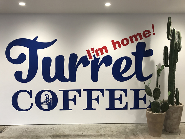 Tokyo Coffee Guide 2020   Entry No.53 TURRET COFFEE GINZA(POP-UP STORE)