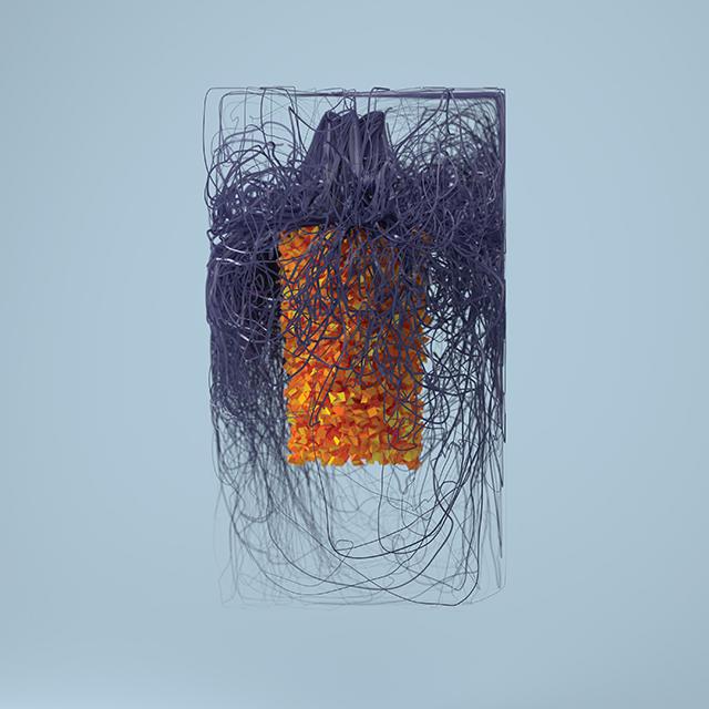 ワープの看板アーティスト・Plaid(プラッド)の新曲が届きました。Maru – Orbital Remix