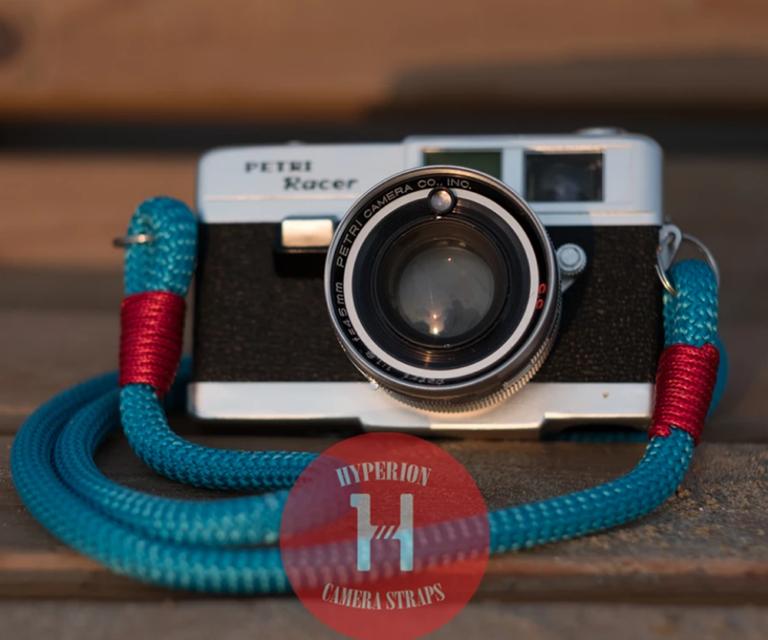 ギリシャ発|カメラを持つのがさらに楽しくなる超かっこいいストラップを紹介します。Hyperion Handmade Camera Straps