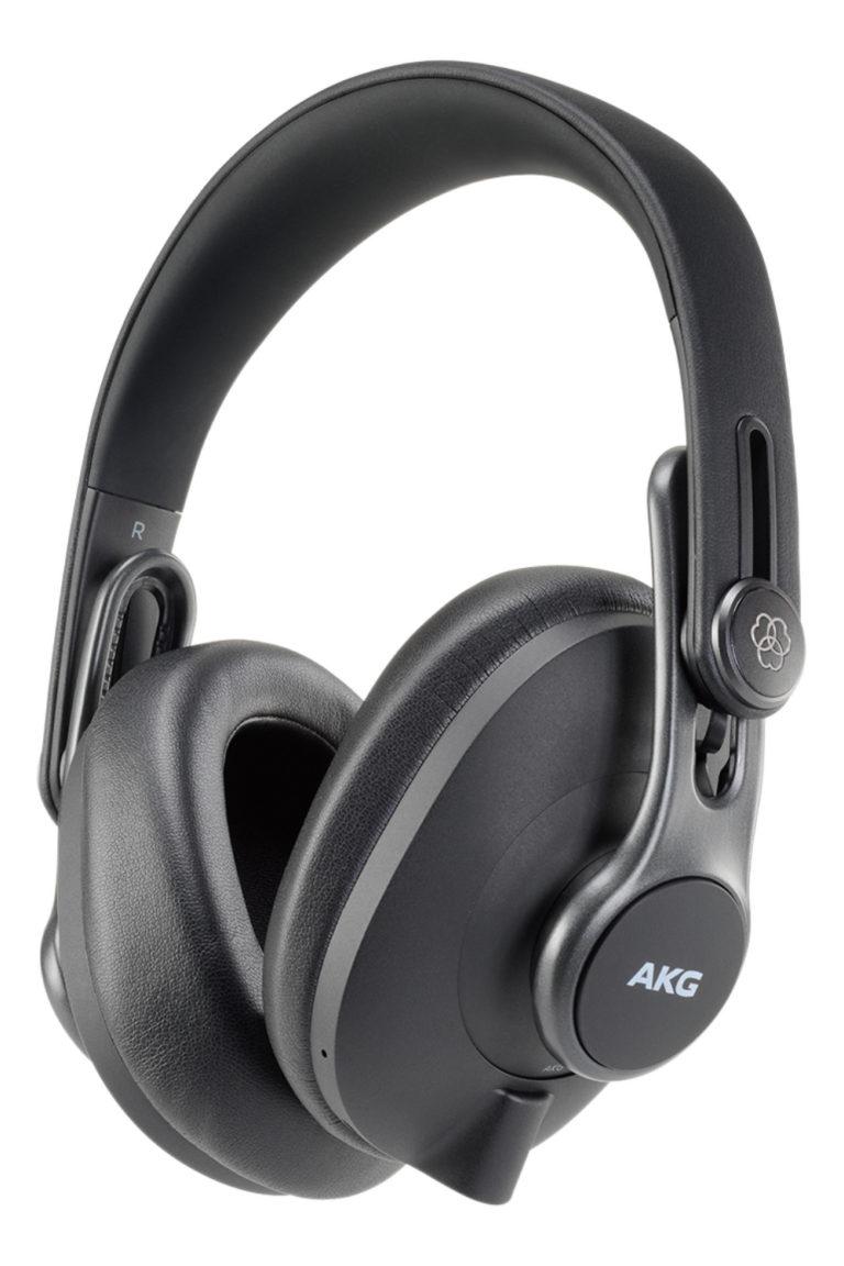 AKGよりプロフェッショナル・ヘッドホン初のワイヤレス再生対応モデルが発売。