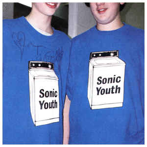 Washing Machine – Sonic Youth #欲しいTシャツ #IWANTEE